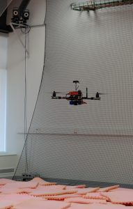 An autonomous aerial vehicle with VirtualDrone protection against cyber attacks and system malfunctions